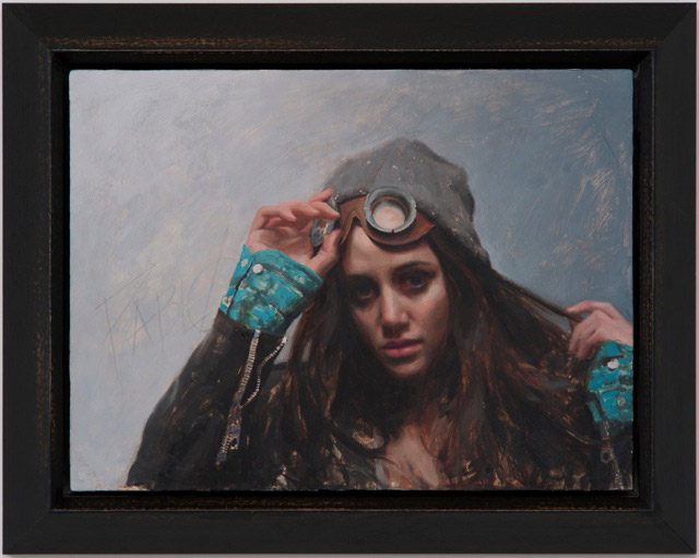 Oil on Board | 12 x 16 inches | Courtesy of Katherine Cone Gallery | Photo by Alan Shaffer